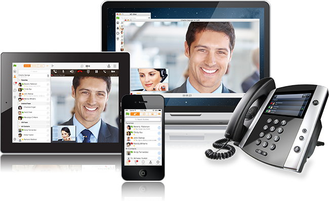 desktop PC Communications