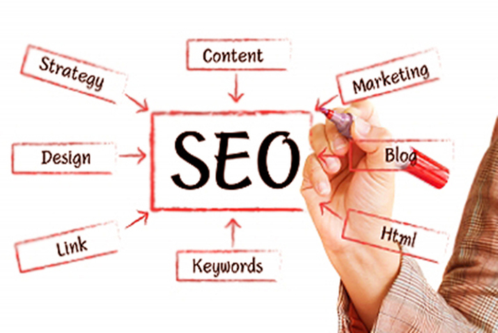 Reputable SEO company