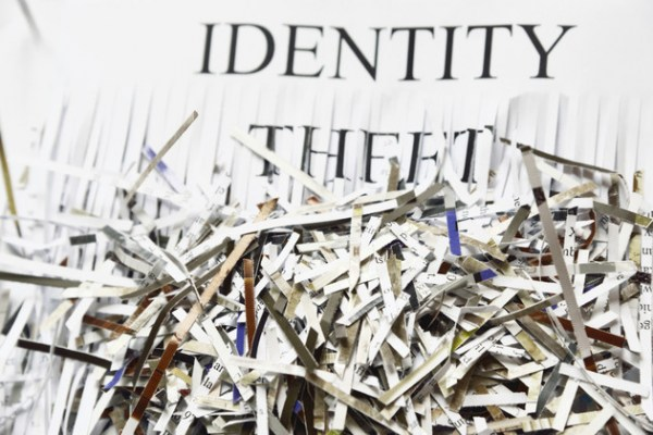Shred unwanted documents